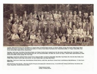 1927 Hibbard Family Reunion