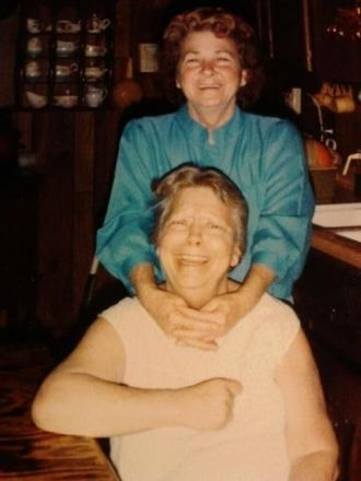 Margaret & Jeannie Brown