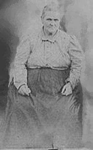 "Frances Elizabeth ""Fannie"" Holland"