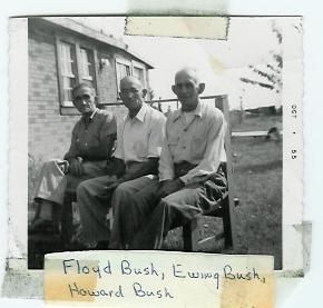 FLOYD,EWING, & HOWARD BUSH