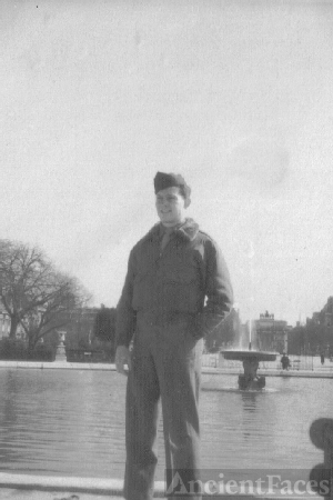 Richard M. Ramsbey WWII