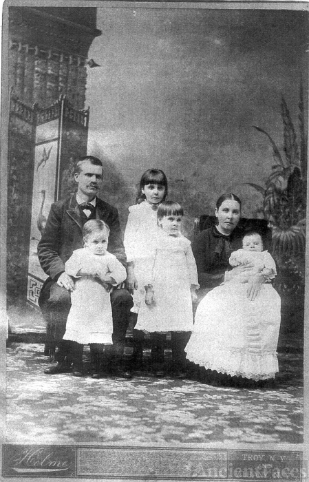 William Anderson family