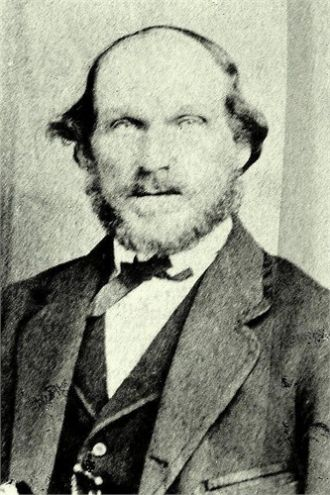A photo of Leland Frost