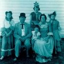 Parrish Family, 1955 North Carolina