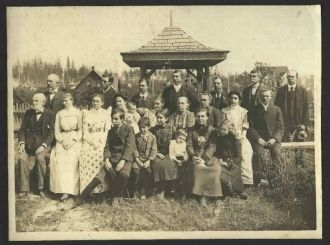 Crosby Families 1902