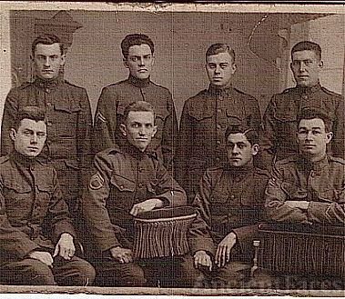 some of men in the 12th squad