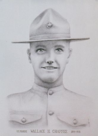 Wallace H. Chaffee Portrait