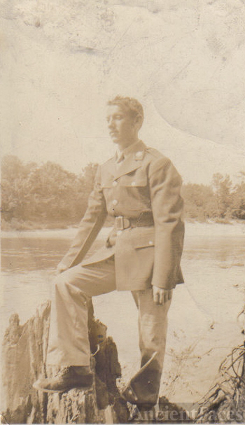 HAYES SAYLOR IN THE MILITARY