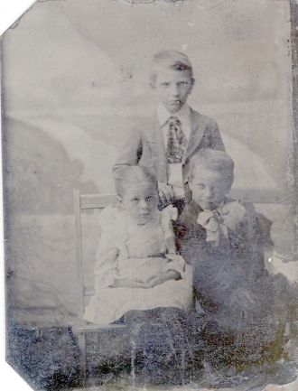 A photo of Ernest Emery Marsh