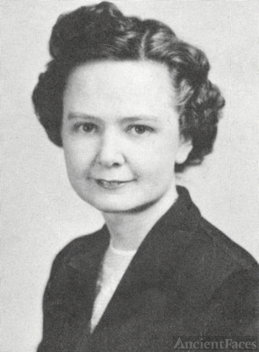 Mrs. Evelyn Cierly, Kentucky, 1955