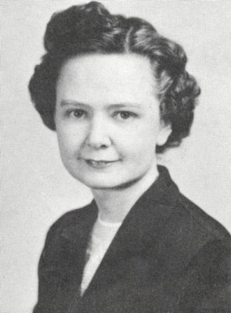 A photo of Evelyn Cierly
