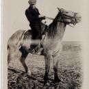 White Wing Ranch man on horse
