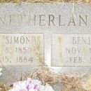 Ben and Melissa Netherland Tombstone