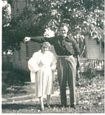 Robert & Frances Johnson, New York