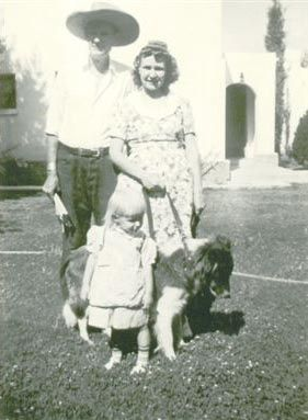 Vernon, Doris, daughter