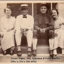 Jessie Higbe, Ira, Faith and Laurence Breffle