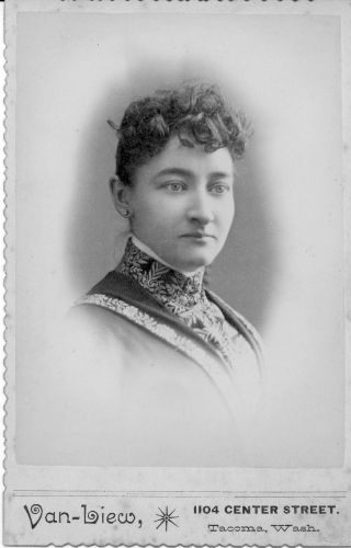 A photo of Bertha Symonds Andrews