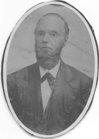A photo of John Douglass Haynes