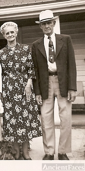 Mary Irene Reisinger Brown & Walter G. Brown