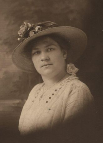 A photo of Ruth Grim Watson