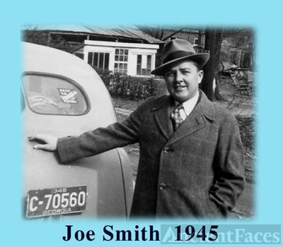 Joe Smith,  1945 Georgia