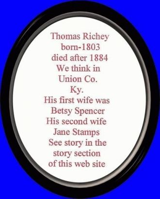 A photo of Thomas Richey