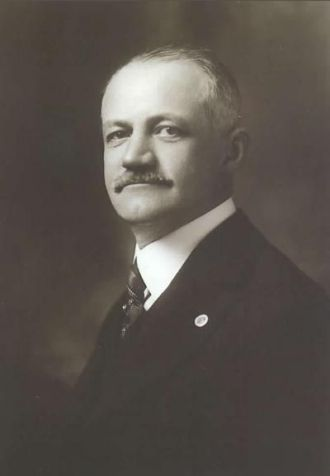 A photo of Clarence W. Davidson