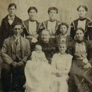 John Sugg Family, c 1900, Kentucky