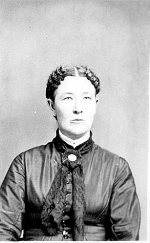 A photo of Lucy Ann Mower