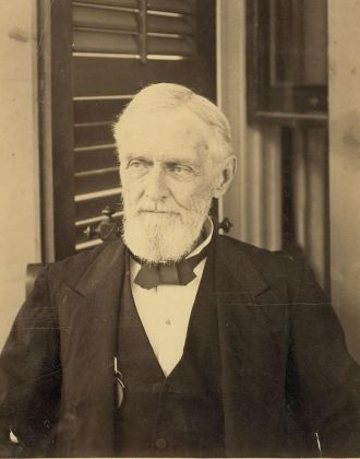 A photo of Jefferson Finis Davis