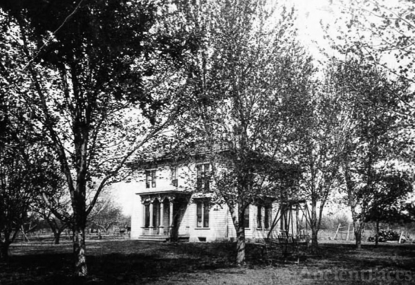 Family Home on Criswell Farm