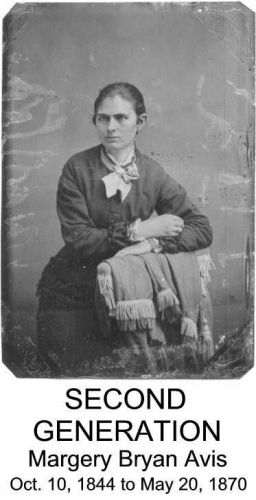A photo of Margery Bryan Avis