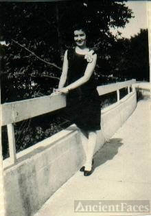 Thelma Votaw younger years
