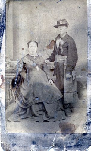 John P Rohan and Honora Hennesy