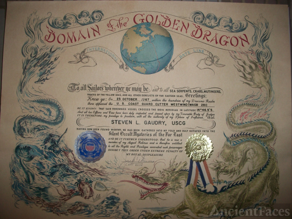 Steven Gaudry's Domain of the Golden Dragon