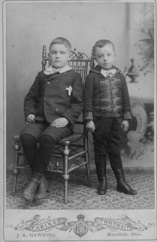 Leroy and Randolph Seaton