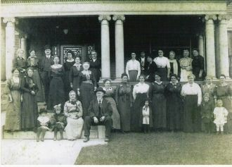Mt. Zion Ladies Aid Society - Connersville Indiana