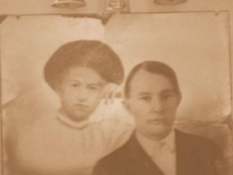 William Russell Bruce (Sr) & unknown first wife