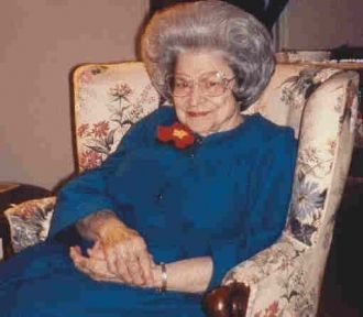 A photo of Margaret  Sterling