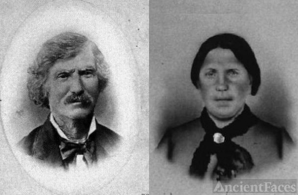 William Benjamin Ralphs and Mary Elizabeth Brooks