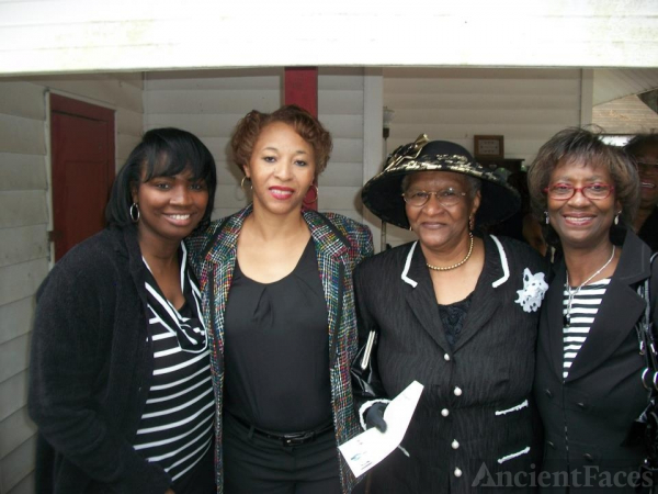 Rosemary Boatwright & family