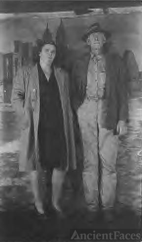Annie Belle Ashmore Shipman and Earl Ashmore