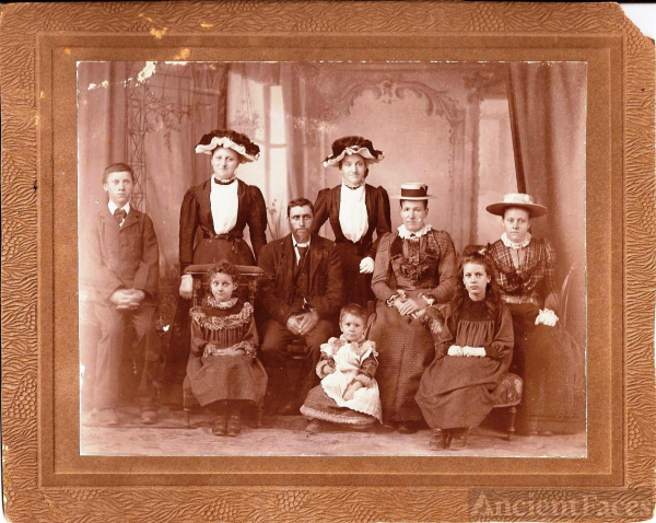 Pieter & Hester Calitz family, South Africa