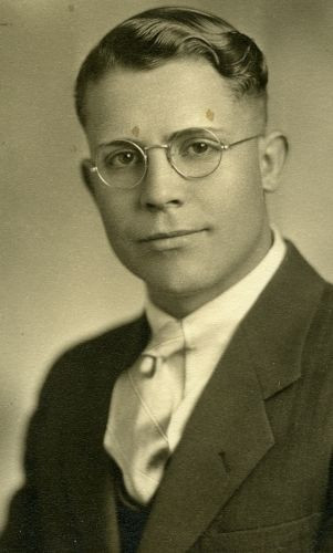Olen Harvey Applegate, 1932 Nebraska