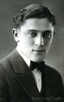 Jack Wolfstone, High School, WA 1926