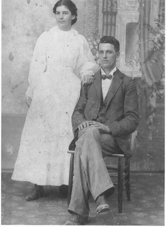 William G. Overman & Artiemacia Whitworth
