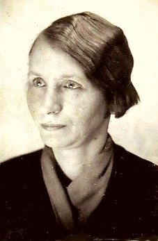 A photo of Aniela Bukowska