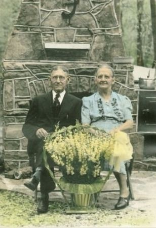 William and Sarah Zepp Farence