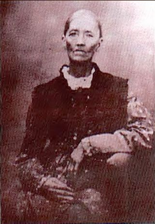 GGGG GRANDMOTHER Blackwell