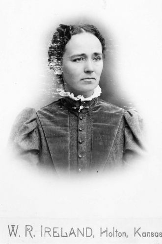 "A photo of Elizabeth 'Lib"" Wilson Mason"